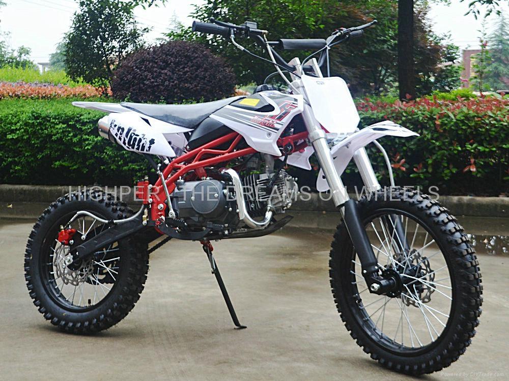 dirt bike 125cc 17 14 db610 china manufacturer. Black Bedroom Furniture Sets. Home Design Ideas