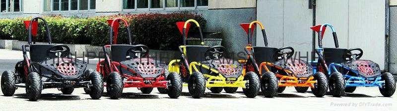 1000W  Electric Mini Cross Buggy(GK005E) 6