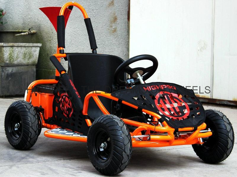 1000W  Electric Mini Cross Buggy(GK005E) 5