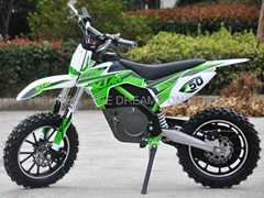 500W Electric Dirt Bike (HP110E-C)