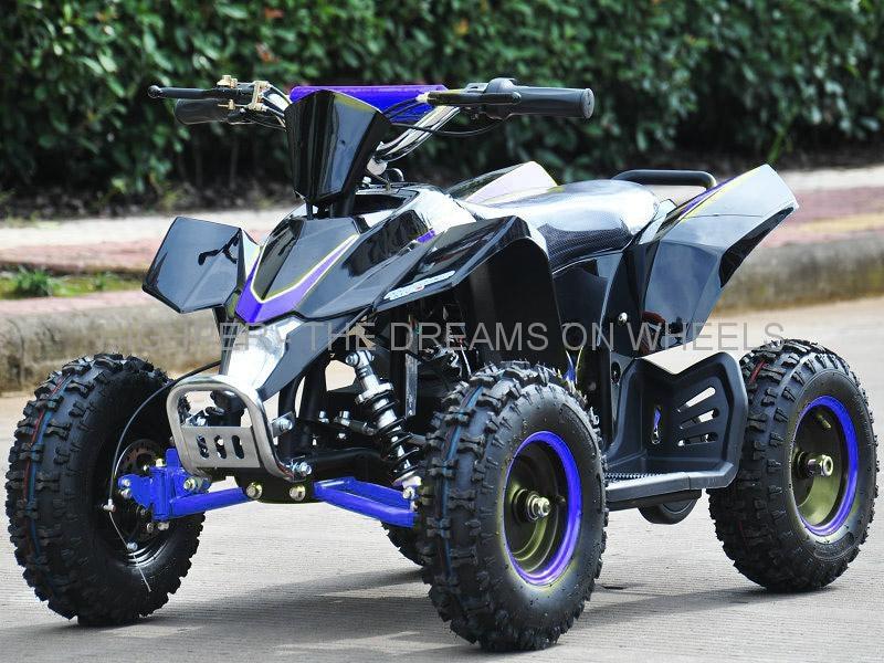 Electric Mini ATV (ATV-8E) 2