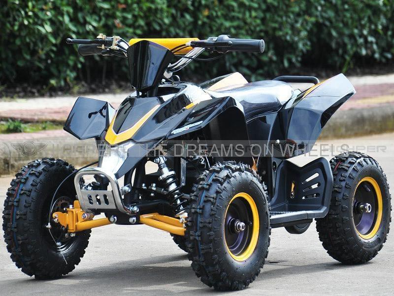 Electric Mini ATV (ATV-8E) 4