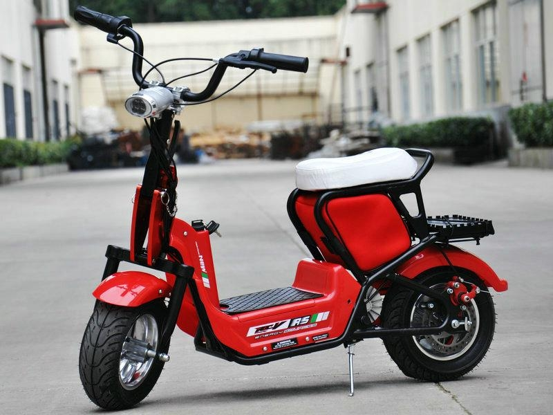 350w electric mini scooter hp108e c china manufacturer. Black Bedroom Furniture Sets. Home Design Ideas