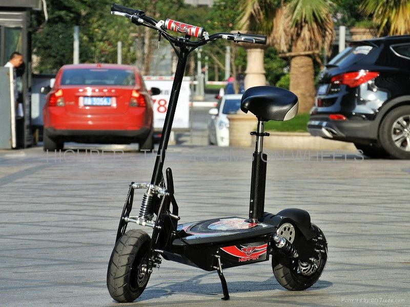1000w,1300w,1600w Electric Scooter (HP107E-B) 3
