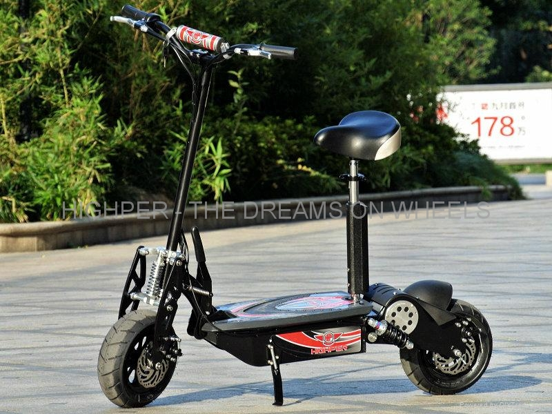 1000w,1300w,1600w Electric Scooter (HP107E-B) 1