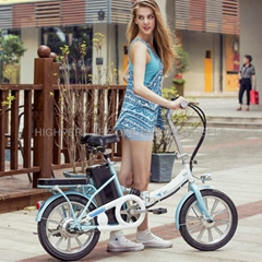 Electric Folding Bike EF06(S16)