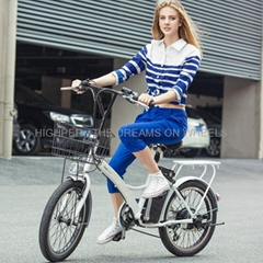 Electric Bike EL07(S20)