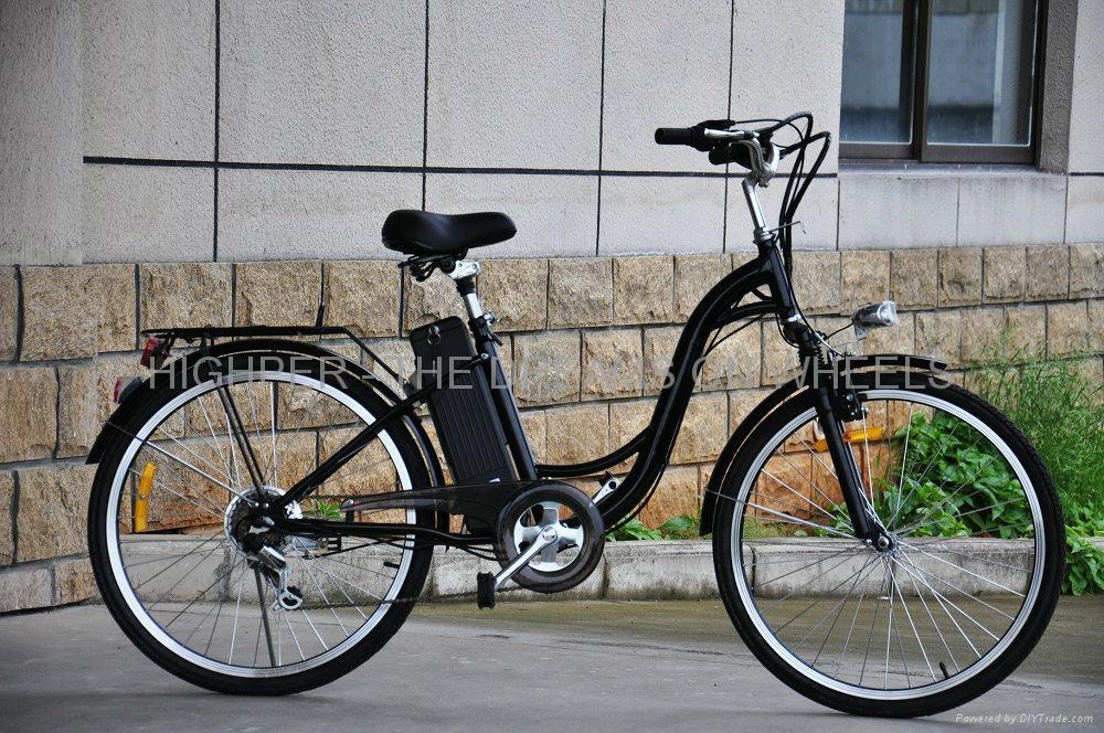 Electric Bicycle El06s Highper China Manufacturer