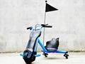100W12V Electric Mini Drift Trike