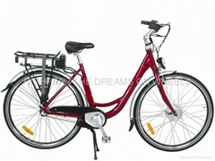 City E-Bike EL01