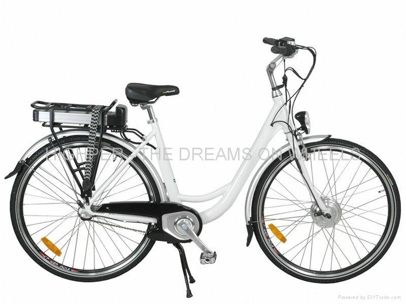 city e-bike el01a - highper  china manufacturer