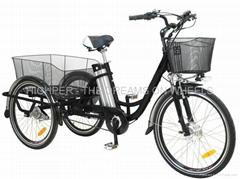 Electric Tricycle (EL08L)
