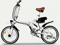 Electric Folding Bike EF04
