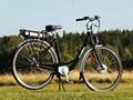 E-Bike Alloy Frame