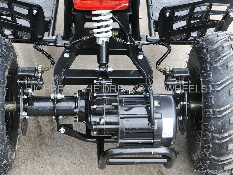Shaft drive electric atv atv004e shaft atv004e shaft for Add electric motor to drive shaft