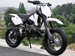 9.0HP Dirt Bike 50cc 2 S