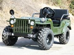 110cc, 125cc Mini Jeep G