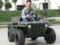 110cc, 125cc Mini Jeep Go Kart