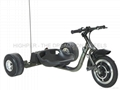 350W24V Electric Driver Wheel Powers Drifter