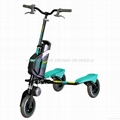 Electric Trikke Scooter