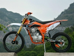 "Dirt Bike 150cc,200cc,250cc 19""/16"" (DB609)"