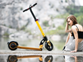 Alloy Electric Scooter (HP-I30)