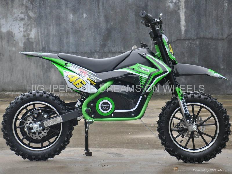 2018 new 500W~1000W Electric Dirt Bike 5