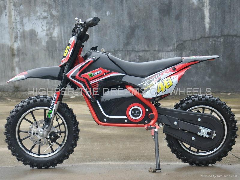 2018 new 500W~1000W Electric Dirt Bike 3