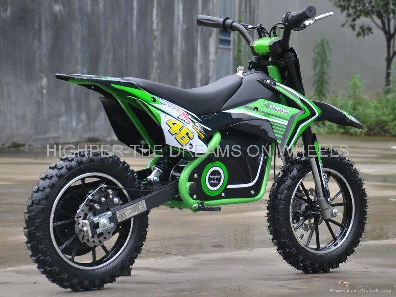 2018 new 500W~1000W Electric Dirt Bike 6