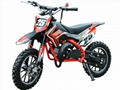 Gas Dirt Bike