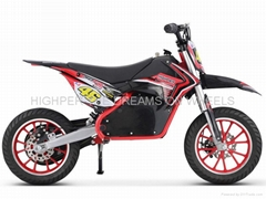 500W 36V Electric Dirt Bike (HP110E-A)