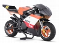 Electric Pocket Bike 1060W (PB111E)