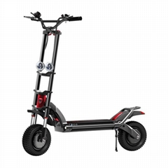 "1200W*2 60V25AH 11"" off road tyre ELECTRIC SCOOTER(HP-I51)"