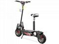 """1000W, 1600W Electric Scooter 12"""" Off Road Wheels (HP107E-B)"""