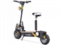 """1000W, 1600W,2000W Electric Scooter 12"""" Off Road Wheels (HP107E-C)"""