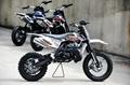 9.0hp Dirt Bike 50cc 2 stroke Kick Start  (DB502A)