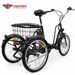 Electric Tricycle (HP-T01)