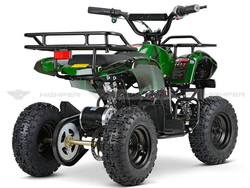 Electric Mini ATV (ATV-7E) 3