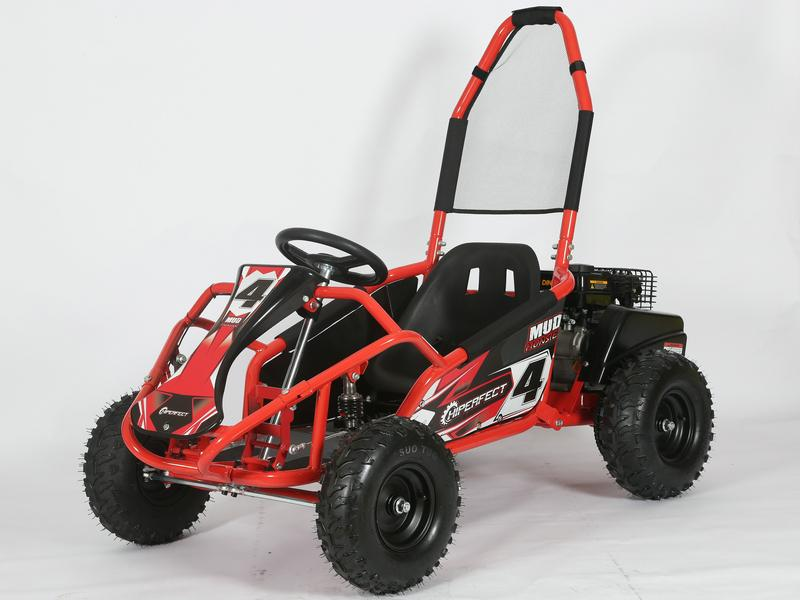 1000W Electric Go Kart (GK008E) 2