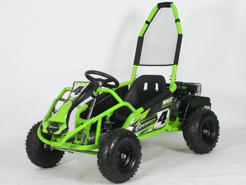 98cc Go Kart EPA & CARB approved (GK008) 3