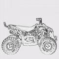 ATV 49cc~250cc