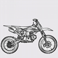 Dirt Bike 49cc~300cc