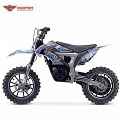 500W Electric Dirt Bike (HP110E-B)