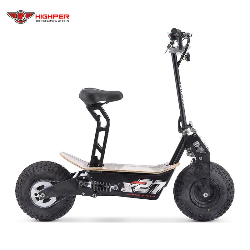 1600W 2000W Off Road Electric Scooter for Adult 3