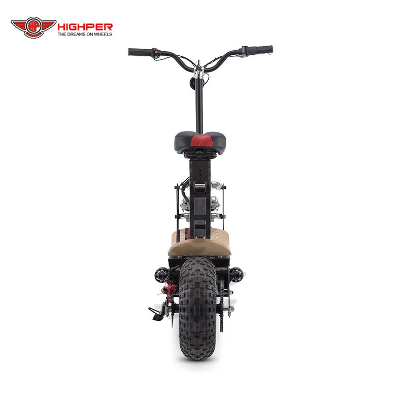 1600W 2000W Off Road Electric Scooter for Adult 4