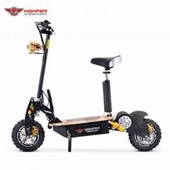 "1000W, 1600W,2000W Electric Scooter 12"" Off Road Wheels (HP107E-C)"