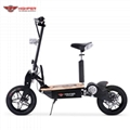 """800W~1600WElectric Scooter 14"""" Off Road Wheels (HP107E-D)"""