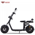 Seev Citycoco Electric Harley Scooter 1000W 60V (HP111E-B)