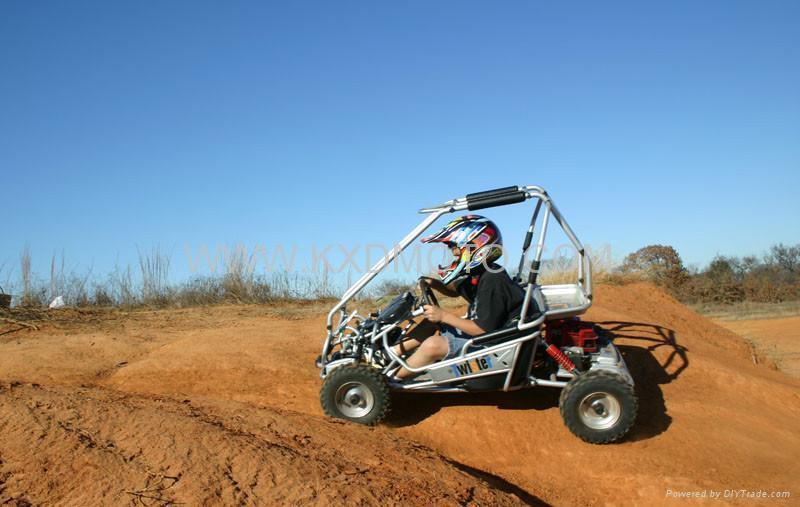 Go Kart 5.5HP (GK001B) 3