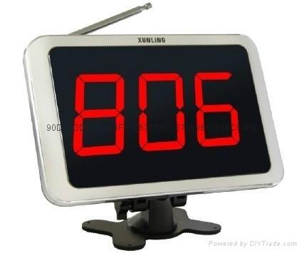 迅铃APE1500无线呼叫器主机 太原运城晋城呼叫器 1